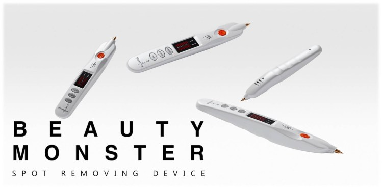 beauty monster plasma pen UK