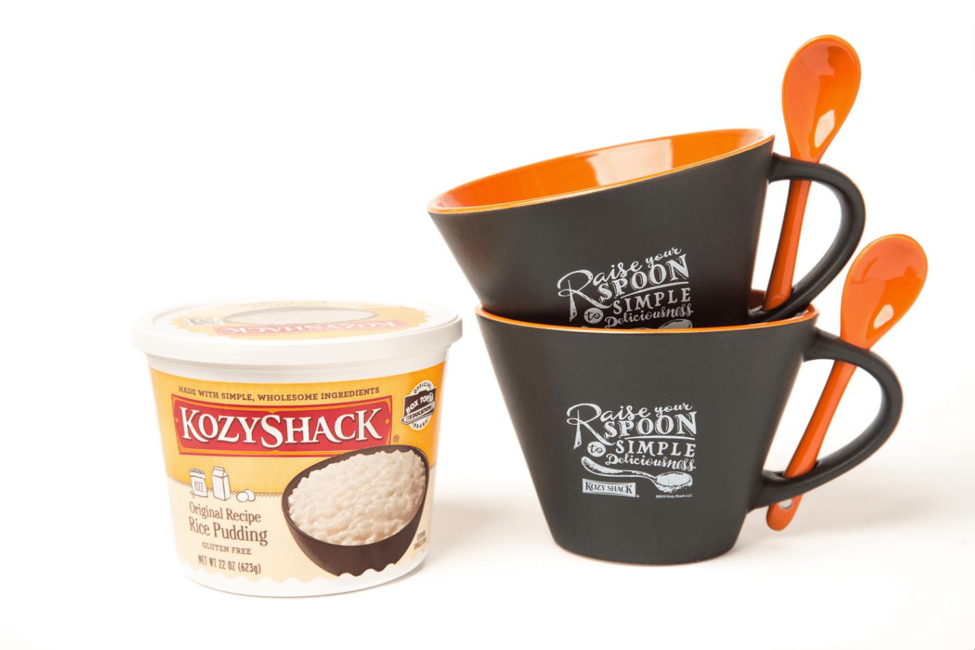 kozy shack giveaway