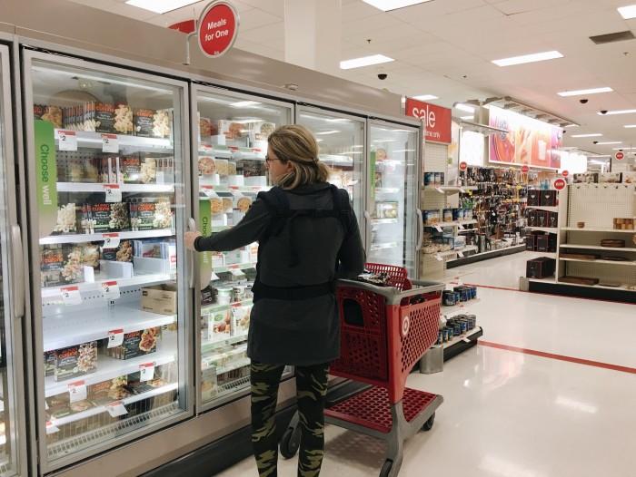 lean cuisine at target