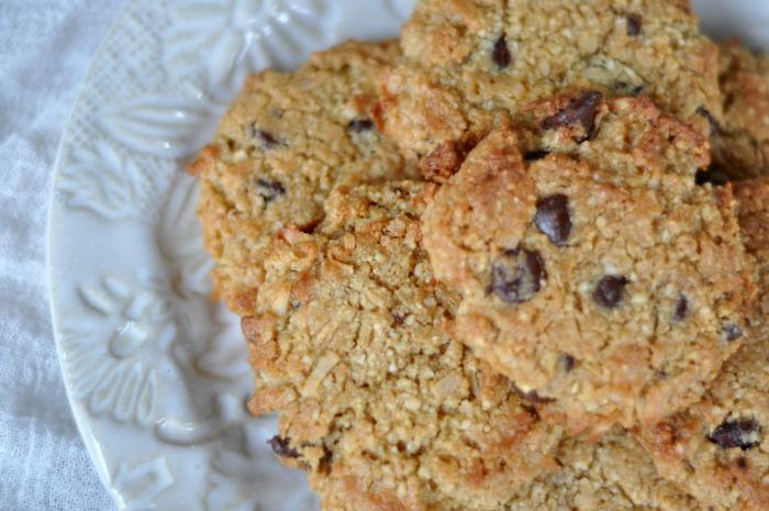 gluten free macaroon cookies 2