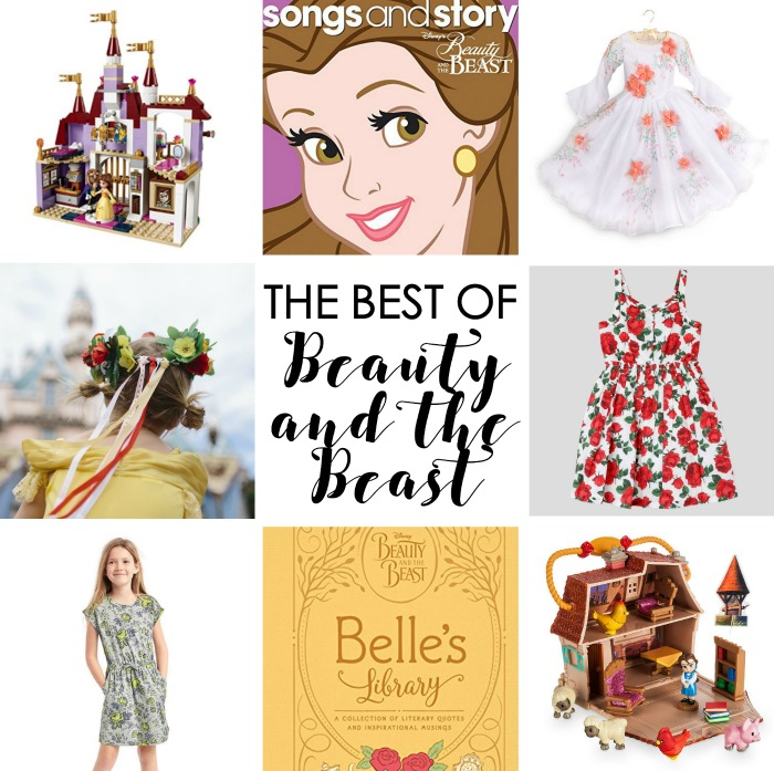 The Best of Beauty and the Beast