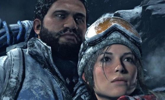 Jonah and Lara. (Crystal Dynamics)