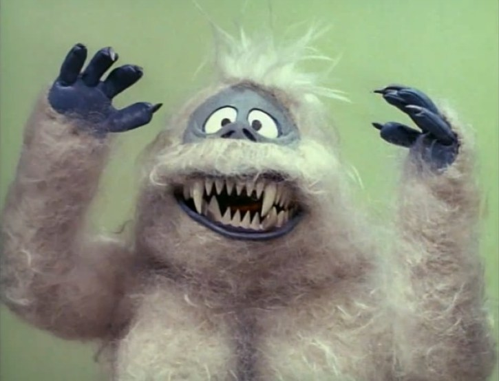 Abominable Snow Monster