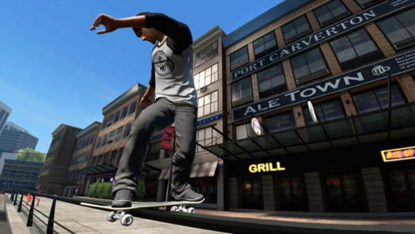 Skate (EA Black Box)