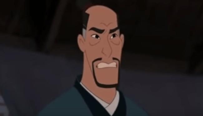 Fa Zhou (Mulan, 1998)