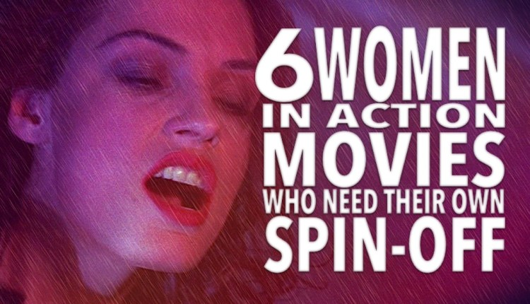 Women in Action Movies