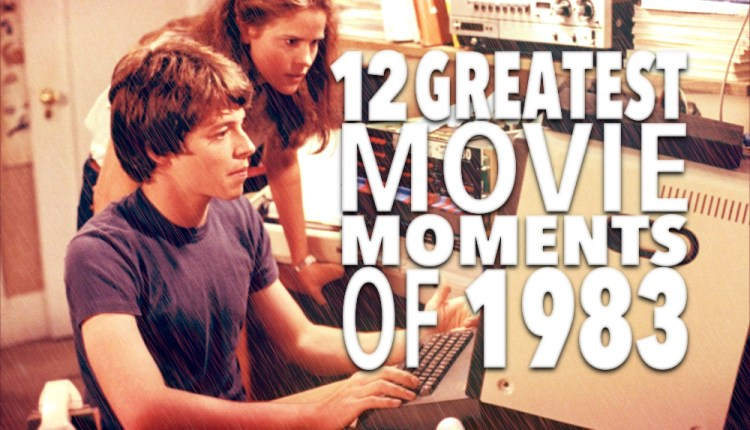 12 Greatest Movie Moments of 1983