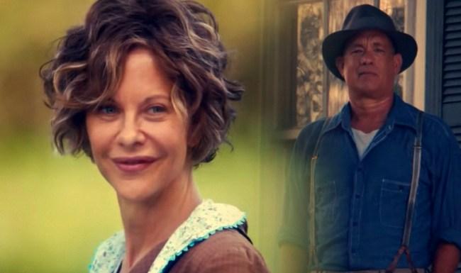Tom Hanks and Meg Ryan
