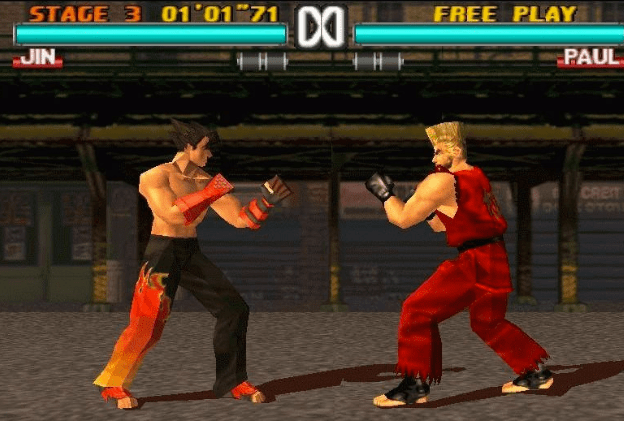 10 Great Fighting Games