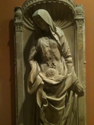 Comtesse d'Auvergne, 15th Century, Louvre