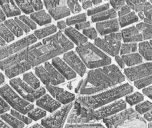 Plan de Turgot (1730)
