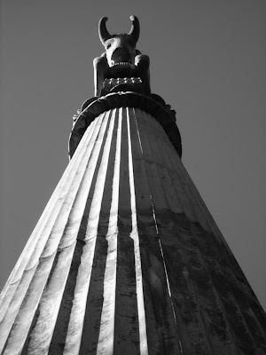 La Columna Persa, Parque 3 de Febrero, Buenos Aires