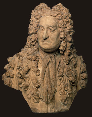 Terracotta bust of Sir Hans Sloane, Founder of the British Museum