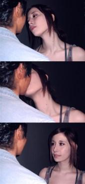 Ellie and Riley's Kiss Scene, by Nerdbutpro