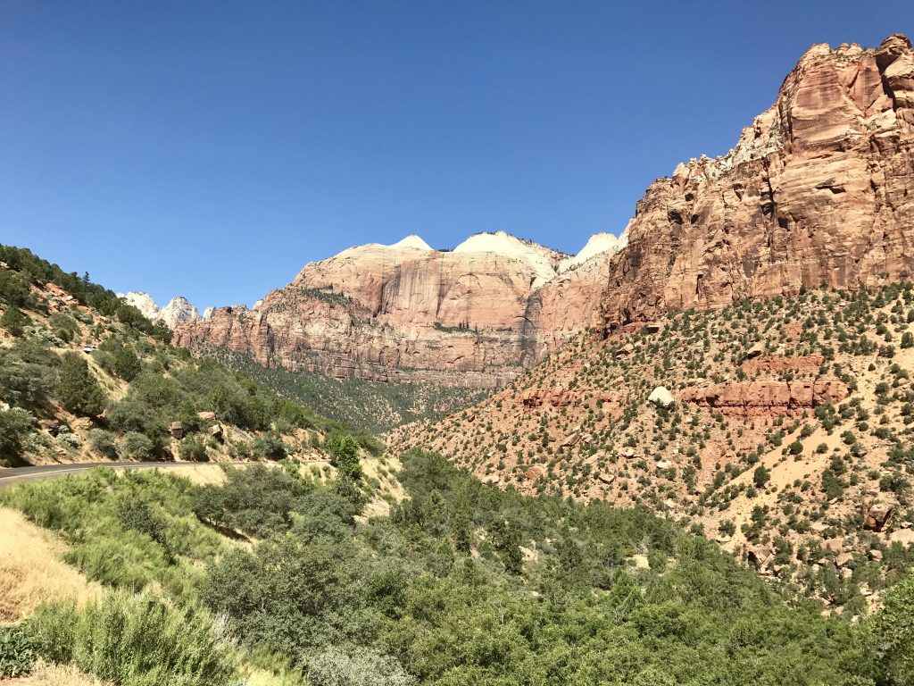 National Parks in Amerika: Zion NP