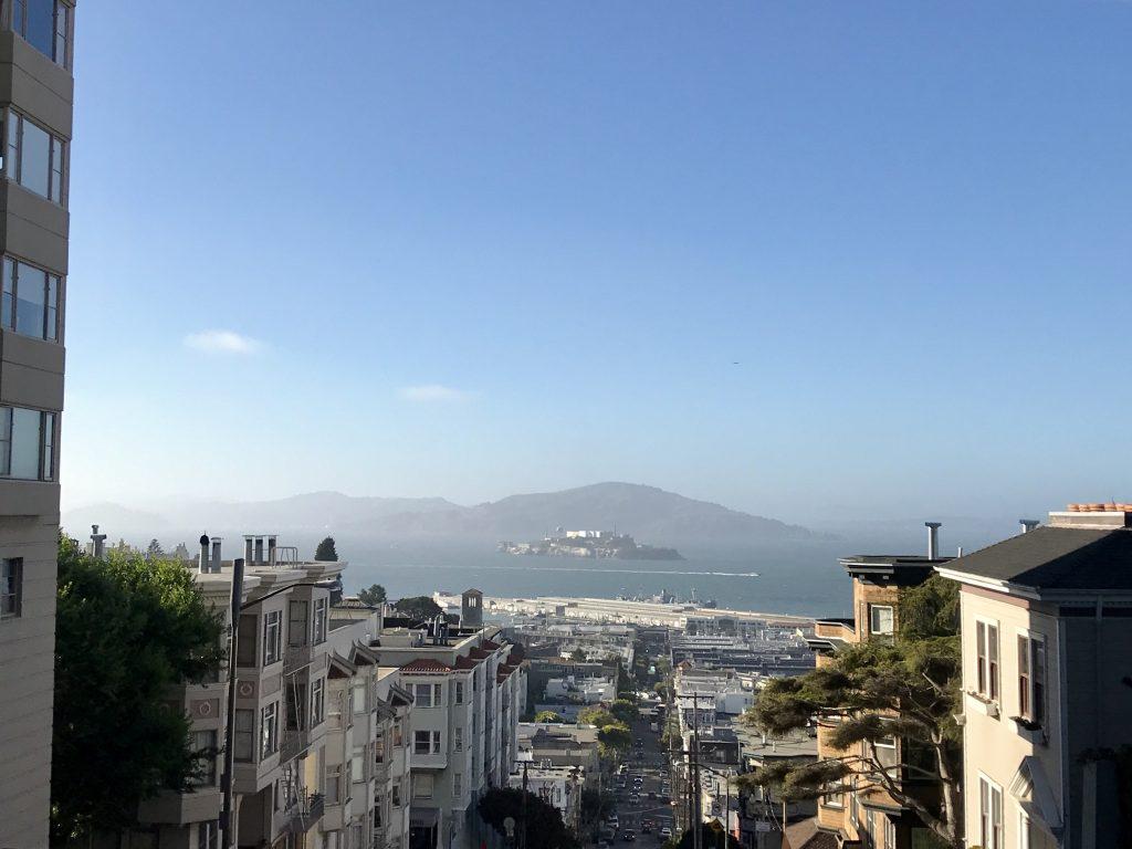 Alcatraz, Amerika