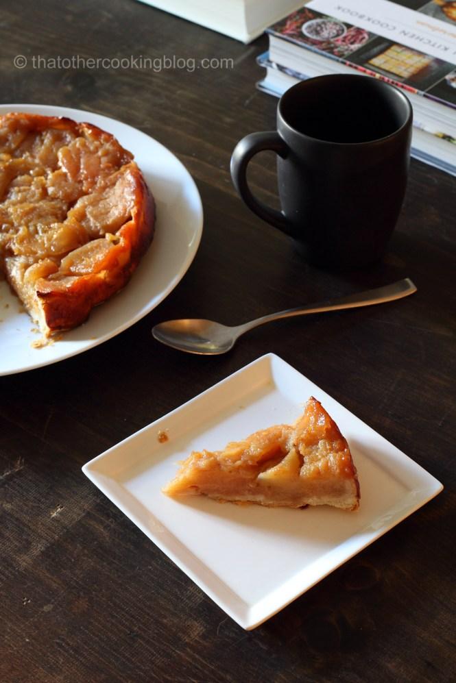 Classic Apple Tart Tatin @ thatothercookingblog.com