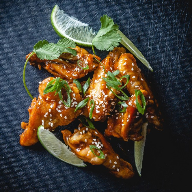 The Wings of Change! Miso Glaze. Game On!