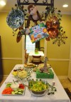 Jungle Safari Theme Birthday Party
