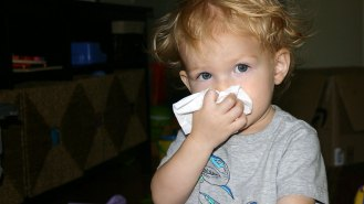 The Joys (and Germs) of Day Care