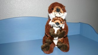 First Stuffed Animal - That Poore Baby