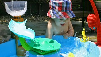 Little Tikes Fish 'N Splash Water Table Review