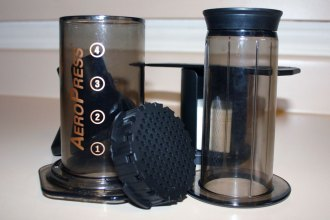 AeroPress Coffee and Espresso Maker Review
