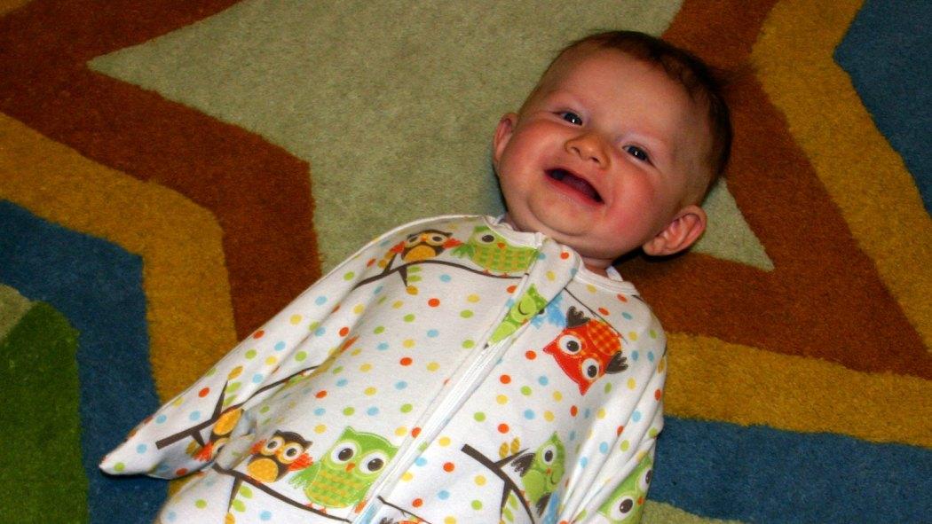 Zipadee-Zip makes babies look adorable