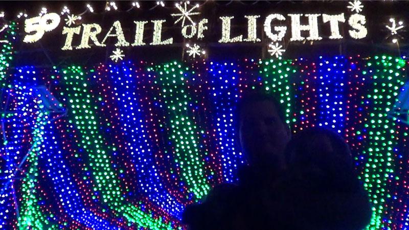 Austin Trail of Lights 2014