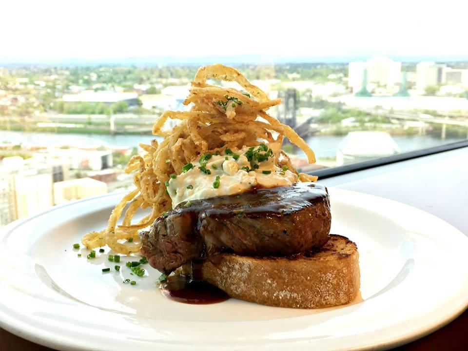 portland city grill steak