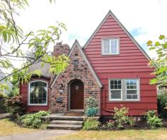 Portland Tudor style Home