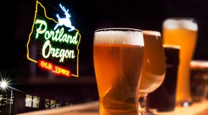 Craft Beer and The Portland Oregon Sign, top ten