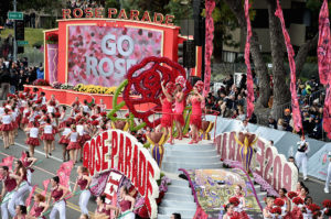 Portland Rose Parade and Festival, top ten