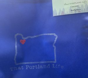 Reusable bags, Portland Oregon