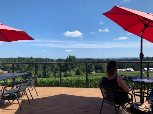 Haw's view winery