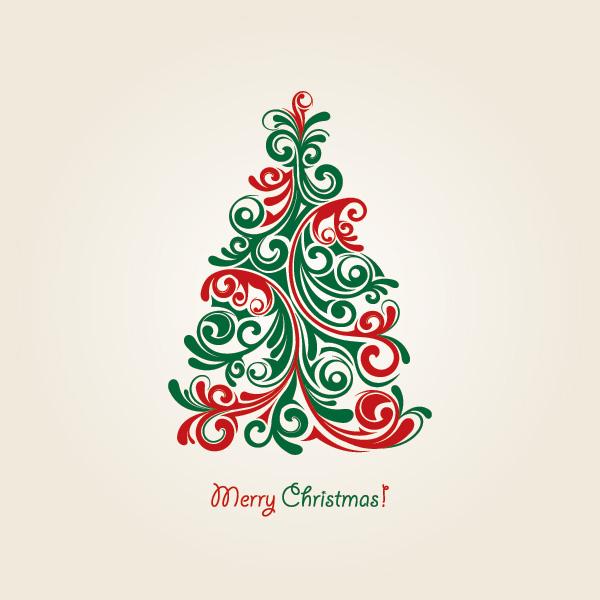 merry christmas tree precarious