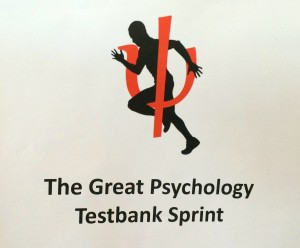 The logo for our sprint (yes, I got carried away with my role)