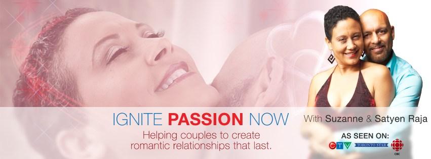 Ignite Passion Now Facebook