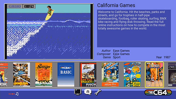 Menu-California-Games