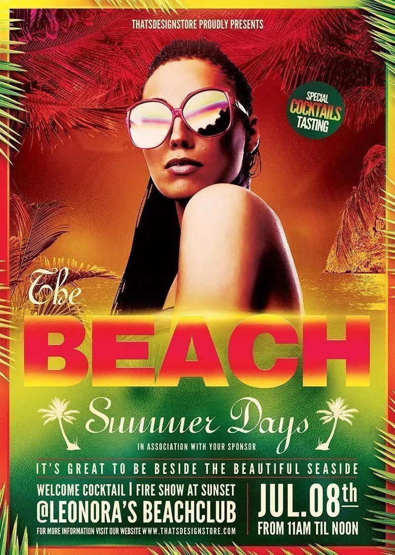 Summer-Days-Flyer-Template-800