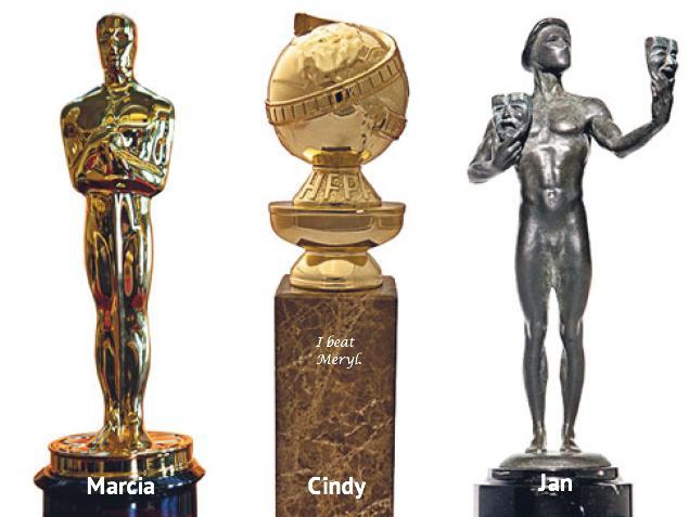 The Oscars are Marcia. SAG is Jan. Award Shows 2013 ...