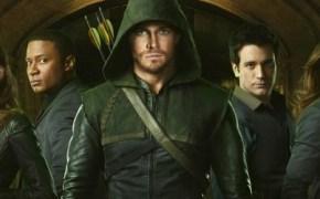 The Arrow Cast