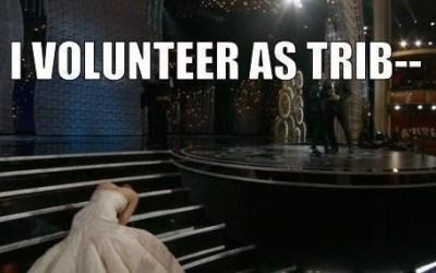 Oscar Winners 2013, Jennifer Lawrence