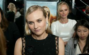 Diane Kruger The Bridge, Host Movie Premiere, Diane Kruger