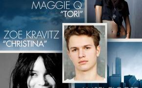Divergent Casting News, Zoe Kravitz, Maggie Q, Ansel Elgort