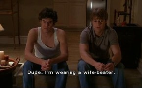 Seth Cohen and Ryan Atwood