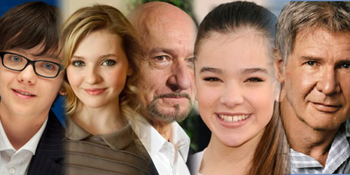 enders game cast