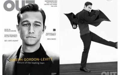 Joseph Gordon-Levitt, Out Magazine