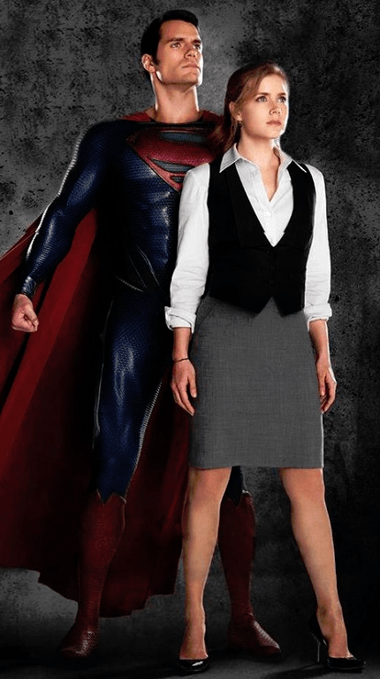 Whatu0027s easier than a wear-to-work Halloween costume? Plus Henry Cavill. Sure Lois is not a hardcore butt kicking superhero like say Black Widow ...  sc 1 st  Thatu0027s Normal & Cosplay on a Budget Just In Time for Halloween - Thatu0027s Normal