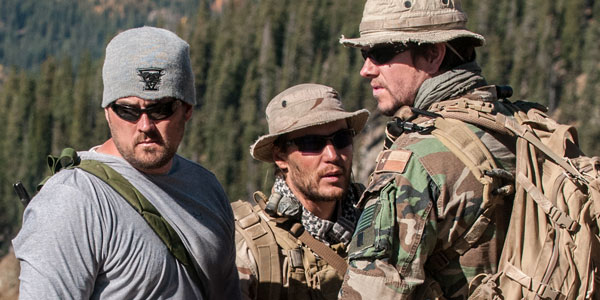Man Candy Monday: Marcus Luttrell, Taylor Kitsch and Shawn ...